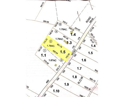 土地 为 销售 在 90 Haynes Hill Road Brimfield, 马萨诸塞州 01010 美国