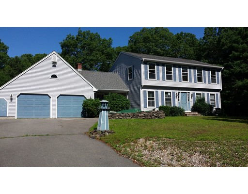 Single Family Home for Sale at 6 Lesley Lane Freetown, Massachusetts 02717 United States