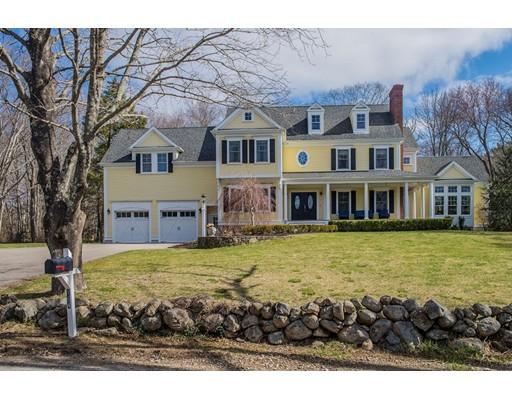 独户住宅 为 销售 在 164 Parker Street Norwell, 马萨诸塞州 02061 美国