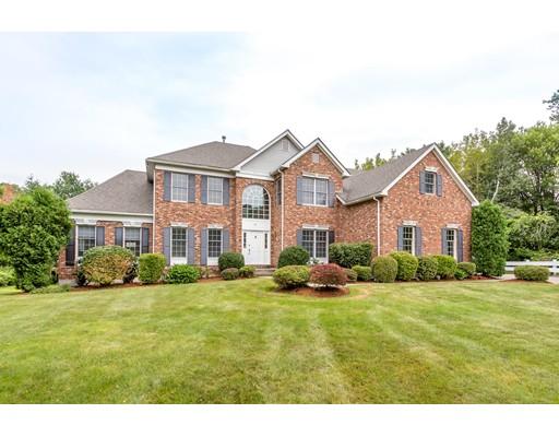 Single Family Home for Sale at 55 Thoreau Road Canton, Massachusetts 02021 United States