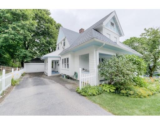 Maison unifamiliale pour l Vente à 22 Havelock Road 22 Havelock Road Worcester, Massachusetts 01602 États-Unis