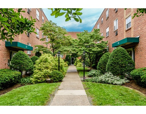 Condominium for Sale at 49 Colborne Road Boston, Massachusetts 02135 United States