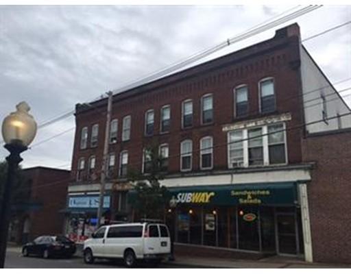 商用 为 销售 在 14 East Main Street 14 East Main Street Orange, 马萨诸塞州 01364 美国