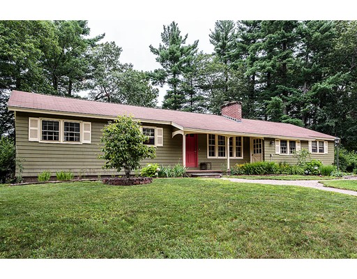 Single Family Home for Sale at 11 Radcliffe Road Chelmsford, Massachusetts 01863 United States