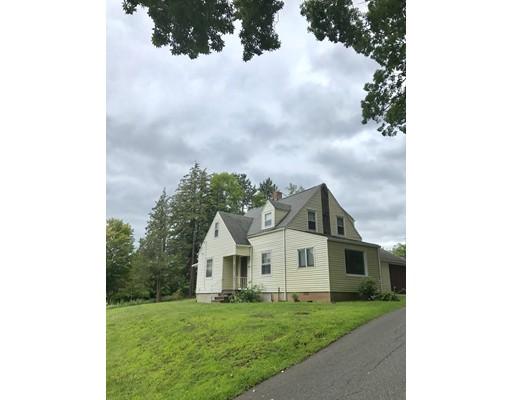 独户住宅 为 出租 在 1036 Suffield Street Agawam, 马萨诸塞州 01001 美国