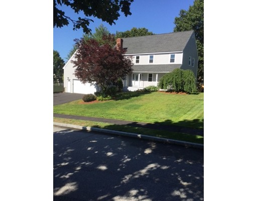 Single Family Home for Sale at 6 Benevento Circle Peabody, Massachusetts 01960 United States