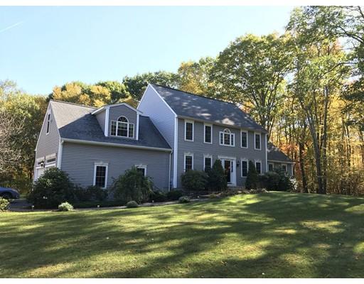 独户住宅 为 销售 在 7 Herson Drive 7 Herson Drive 萨顿, 马萨诸塞州 01590 美国