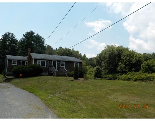 Single Family Home for Sale at 203 West Street Plympton, Massachusetts 02367 United States