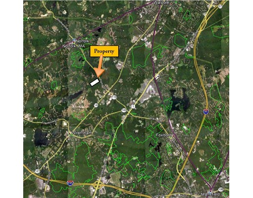 土地 为 销售 在 90 Pond Street 90 Pond Street 诺福克, 马萨诸塞州 02056 美国