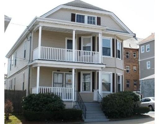 Casa Unifamiliar por un Alquiler en 540 Sawyer Street New Bedford, Massachusetts 02746 Estados Unidos
