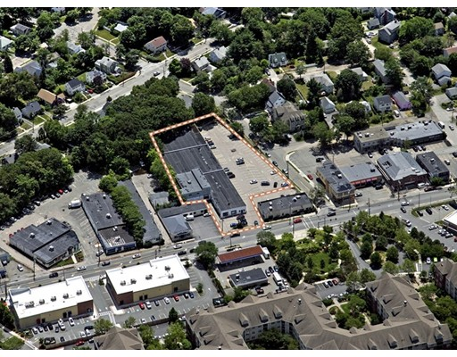 Commercial for Sale at 82 Needham Newton, Massachusetts 02461 United States