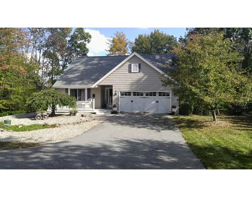 Maison unifamiliale pour l Vente à 26 Caleb Drive 26 Caleb Drive Danville, New Hampshire 03819 États-Unis