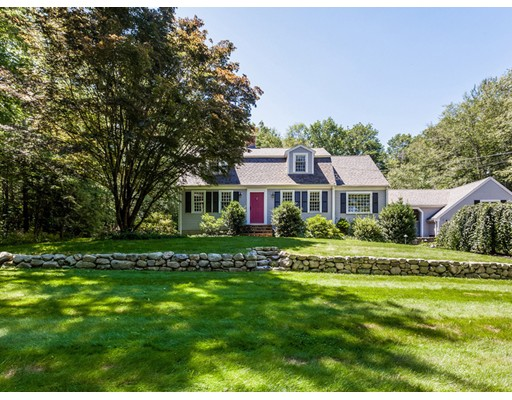 Maison unifamiliale pour l Vente à 59 Lincoln Street Norwell, Massachusetts 02061 États-Unis