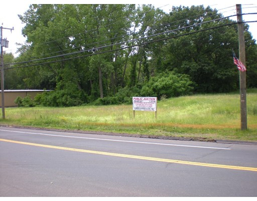 أراضي للـ Sale في 270 Main COMM. LOT 270 Main COMM. LOT Agawam, Massachusetts 01101 United States