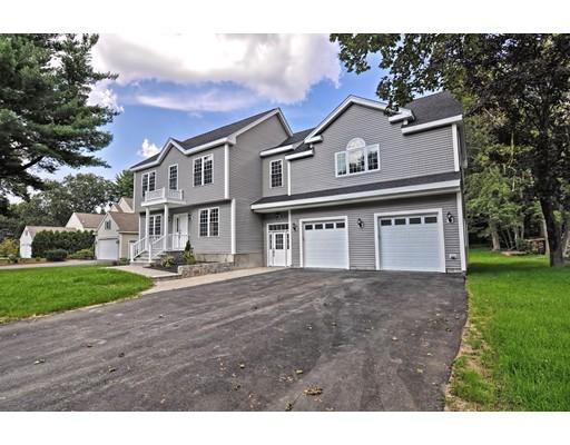 Частный односемейный дом для того Продажа на 6 Marlboro Street Maynard, Массачусетс 01754 Соединенные Штаты