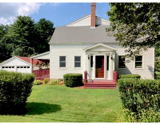 Single Family Home for Rent at 216 North Georgetown, Massachusetts 01833 United States