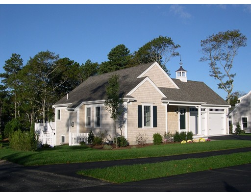 Single Family Home for Sale at 160 Sampson Mill Road Mashpee, 02649 United States