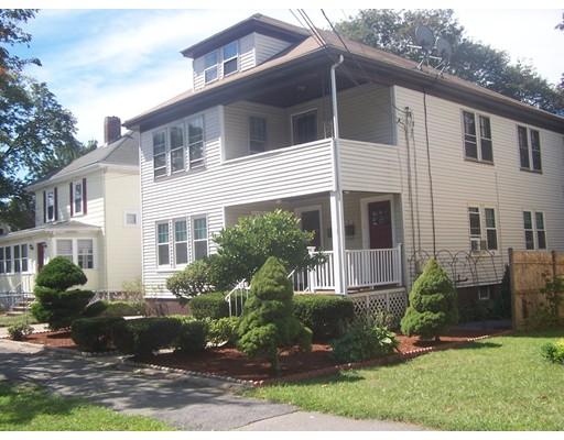 Частный односемейный дом для того Аренда на 264 Grant Street Framingham, Массачусетс 01702 Соединенные Штаты