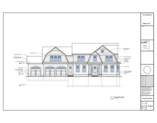 Land for Sale at Address Not Available Milton, Massachusetts 02186 United States