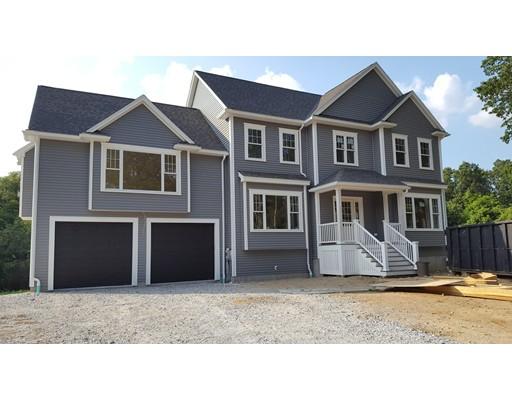 Maison unifamiliale pour l Vente à 2 Baker Street Westford, Massachusetts 01886 États-Unis