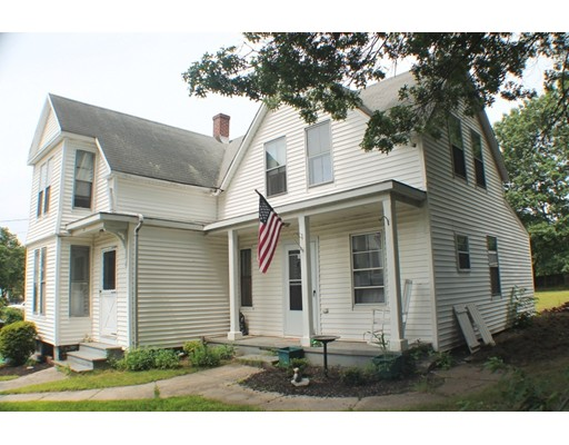 Single Family Home for Sale at 25 Pine Street Clinton, Massachusetts 01510 United States