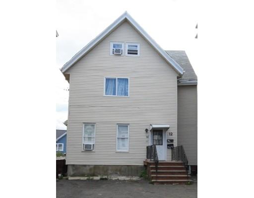 多户住宅 为 销售 在 12 Autumn Street Everett, 马萨诸塞州 02149 美国