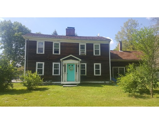 Single Family Home for Sale at 100 Federal Street Belchertown, 01007 United States