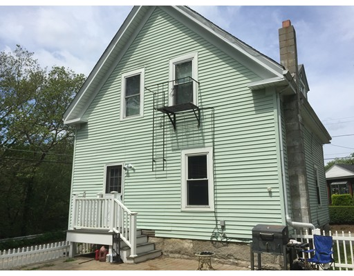 Single Family Home for Rent at 2 Burns Avenue Millville, Massachusetts 01529 United States