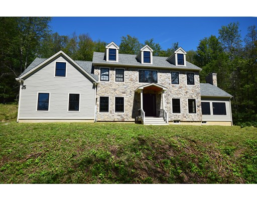 Casa Unifamiliar por un Venta en 391 South Road 391 South Road Hampden, Massachusetts 01036 Estados Unidos
