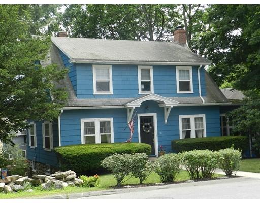 Maison unifamiliale pour l Vente à 19 Flagg Street 19 Flagg Street Worcester, Massachusetts 01602 États-Unis