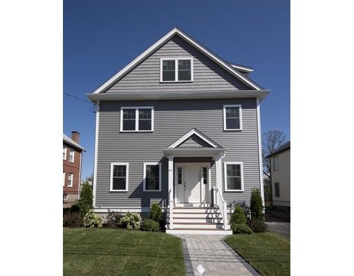 Condominium for Sale at 97 Edenfield Avenue Watertown, Massachusetts 02472 United States