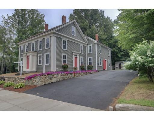 Maison unifamiliale pour l Vente à 30 West Main 30 West Main Merrimac, Massachusetts 01860 États-Unis