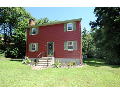 Single Family Home for Sale at 10 Joaquin Avenue Freetown, Massachusetts 02702 United States