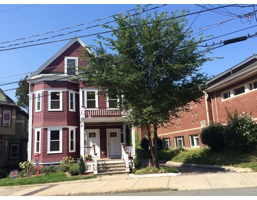 Condominium for Sale at 78 College Avenue 78 College Avenue Somerville, Massachusetts 02144 United States