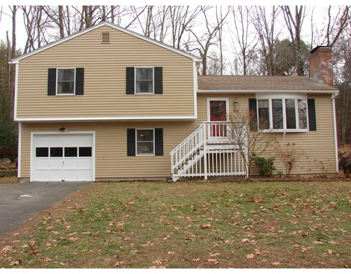 Single Family Home for Sale at 26 Falls Road 26 Falls Road Sunderland, Massachusetts 01375 United States