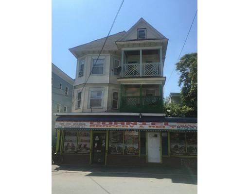 Multi-Family Home for Sale at 388 Hampshire Street 388 Hampshire Street Lawrence, Massachusetts 01841 United States