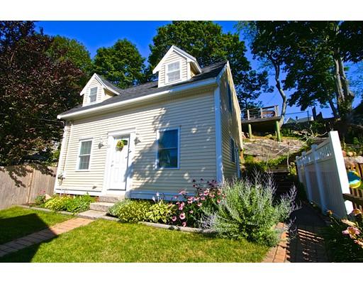 Single Family Home for Rent at 21 Beacon Street Gloucester, Massachusetts 01930 United States