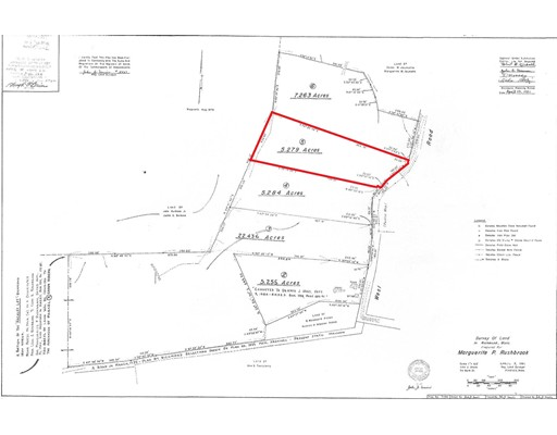 Land for Sale at 950 West Road 950 West Road Richmond, Massachusetts 01254 United States