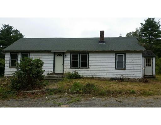 واحد منزل الأسرة للـ Sale في 218 Dudley Southbridge Road Dudley, Massachusetts 01571 United States