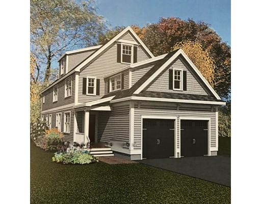 Single Family Home for Sale at 55 Kendall Lexington, Massachusetts 02421 United States