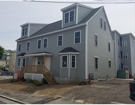 共管式独立产权公寓 为 销售 在 2 Butler st #2 2 Butler st #2 Lawrence, 马萨诸塞州 01841 美国