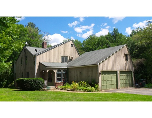 Single Family Home for Sale at 22 Bullard Road North Brookfield, Massachusetts 01535 United States