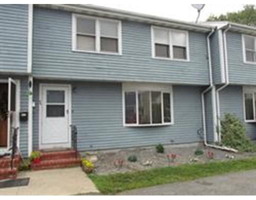 تاون هاوس للـ Rent في 44 Reservoir St #54 Brockton, Massachusetts 02301 United States