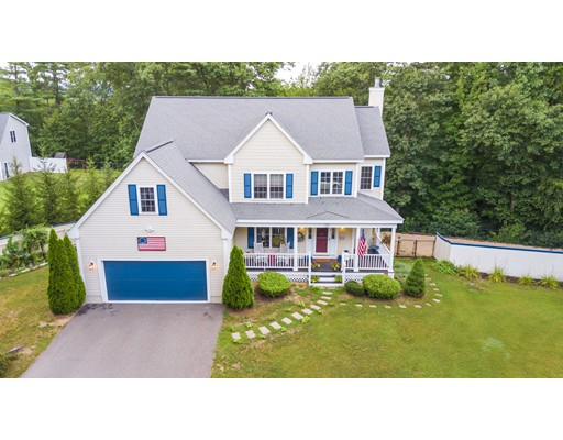 Частный односемейный дом для того Продажа на 95 Lunenburg Road Townsend, Массачусетс 01474 Соединенные Штаты