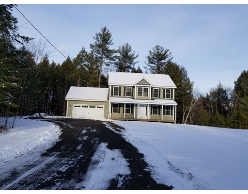 Casa Unifamiliar por un Venta en 2 White Tail Run Rindge, Nueva Hampshire 03461 Estados Unidos