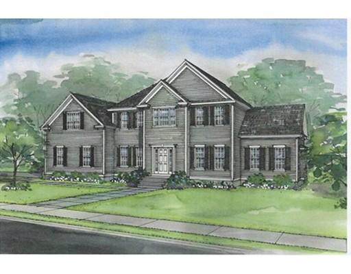 Casa Unifamiliar por un Venta en 4 Rawson Farm Road 4 Rawson Farm Road Mendon, Massachusetts 01756 Estados Unidos