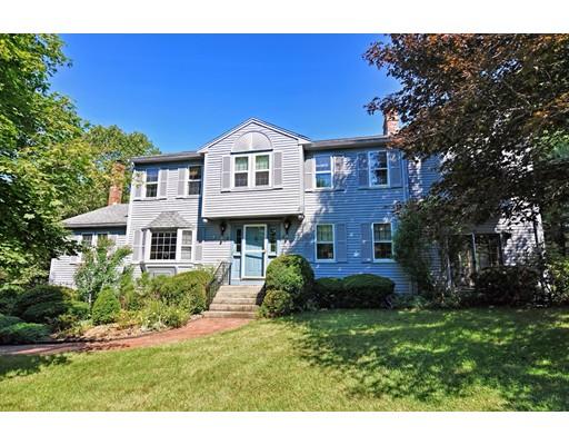 独户住宅 为 销售 在 895 Washington Street 富兰克林, 02038 美国