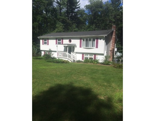 Single Family Home for Sale at 121 Townsend Road Shirley, Massachusetts 01464 United States