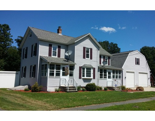 Single Family Home for Sale at 36 Blandford Stage Road Russell, Massachusetts 01071 United States