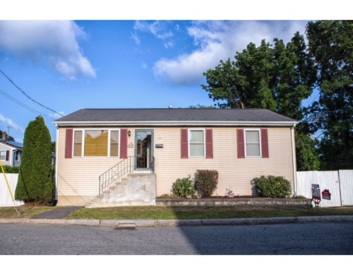 Single Family Home for Sale at 30 Maria Street Fall River, 02721 United States